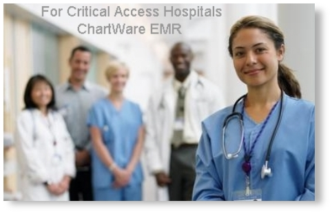 ChartWare EMR for Critical Access Hospitals